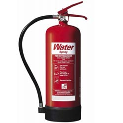 6lt Budget Water Fire Extinguisher
